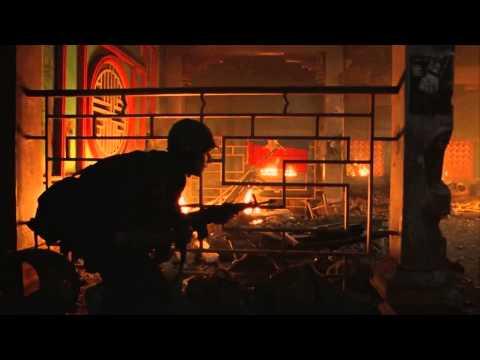 Full Metal Jacket Sniper Scene video