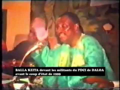 Les vérités du ministre Balla Kéita sur alassane ouattara