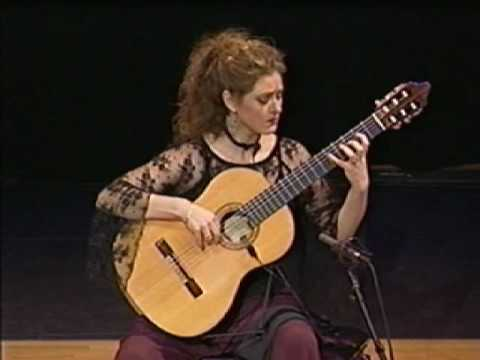 0 Marija Temo plays Asturias (classical guitar solo)