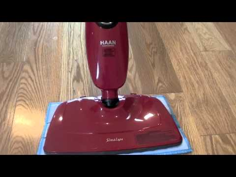 Haan SI-35 Steam Mop Review - The Slim & Light Floor Sanitizer