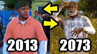 What Franklin from GTA 5 Will Look Like in 60 YEARS!