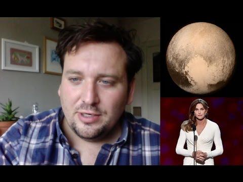Facebook Trends: Pluto vs. Caitlyn Jenner