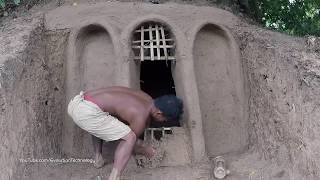 Primitive Technology, Build ant-hill house