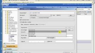 Configuring GSLB on Netscaler 9.x