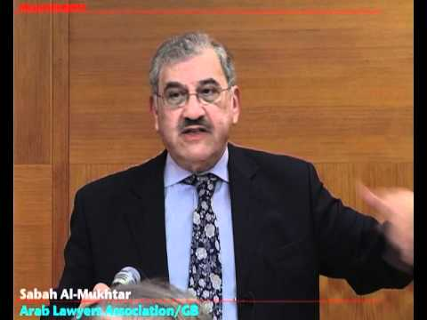 Sabah Al-Mukhtar: U.S war crimes and the situation in Iraq