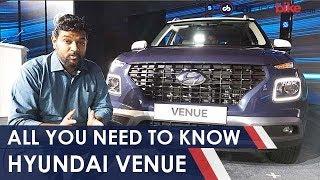 Hyundai Venue: All You Need To Know   NDTV carandbike