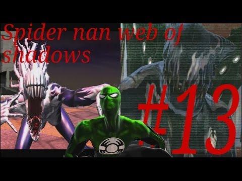 Прохождение игры spider man web of shadows часть 13 ( перевод )