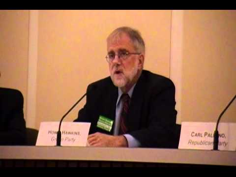 Howie Hawkins Green Party candidate for Governor of NY -Introduction- bootleg series volume 1