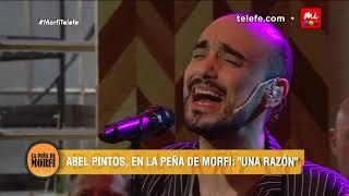 La canción que más emociona a Abel Pintos - La Peña de Morfi