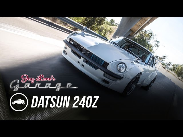 Sung Kang's '73 Datsun 240Z - The Awesomer