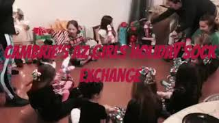 Holiday Sock Exchange (Clip)