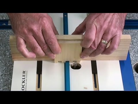 how to   rockler box joint jig   dave stanton   diy   woodworking