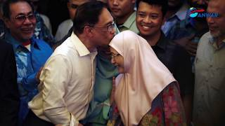 Anwar Ibrahim: Persidangan Kongres Nasional Keadilan ke- 13