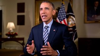 Weekly Address: Top 10 Things that Happened in 2015