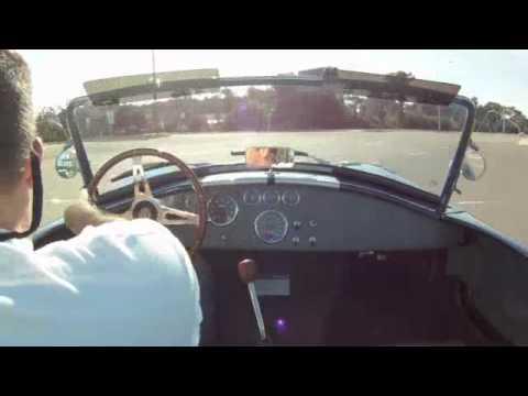 427 Backdraft Cobra  0-120 mph