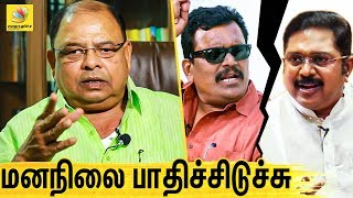 விஸ்வரூபம் படமா எடுக்க போற : Vetrivel Interview About Thanga Tamilselvan and TTV Issue |