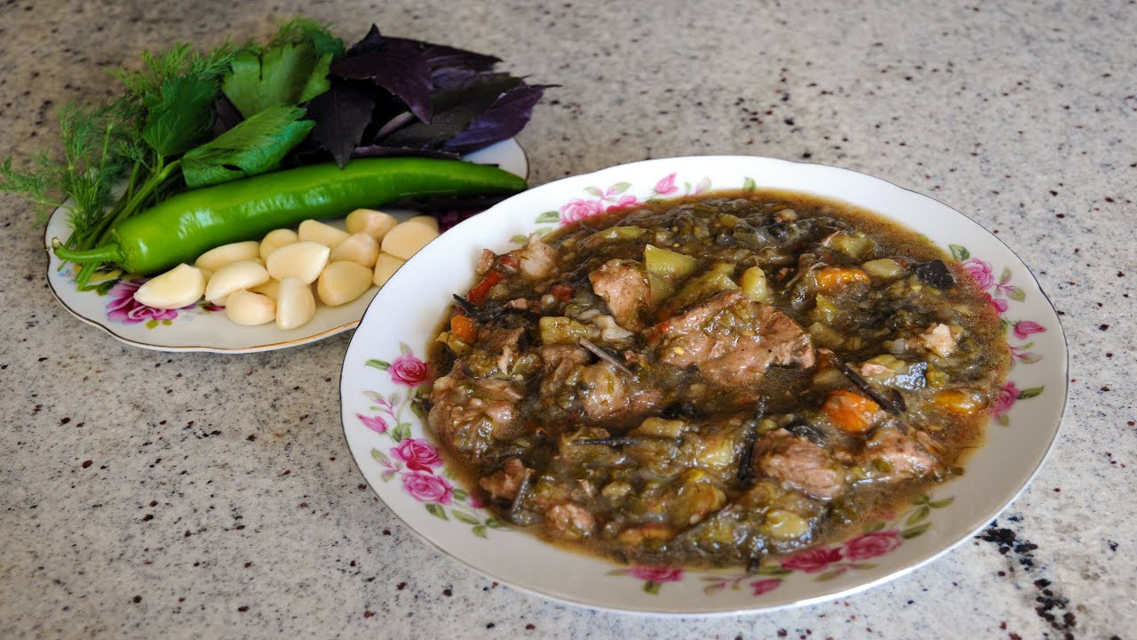 Рецепт хашламы из баранины с картошкой рецепт