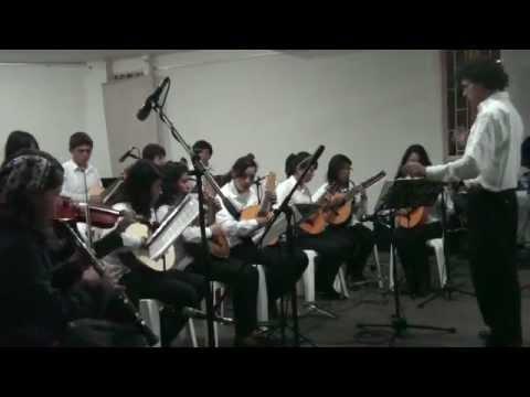 Gentil Montaña - El Pijao (Sanjuanero) - Suaty Conjunto Instrumental