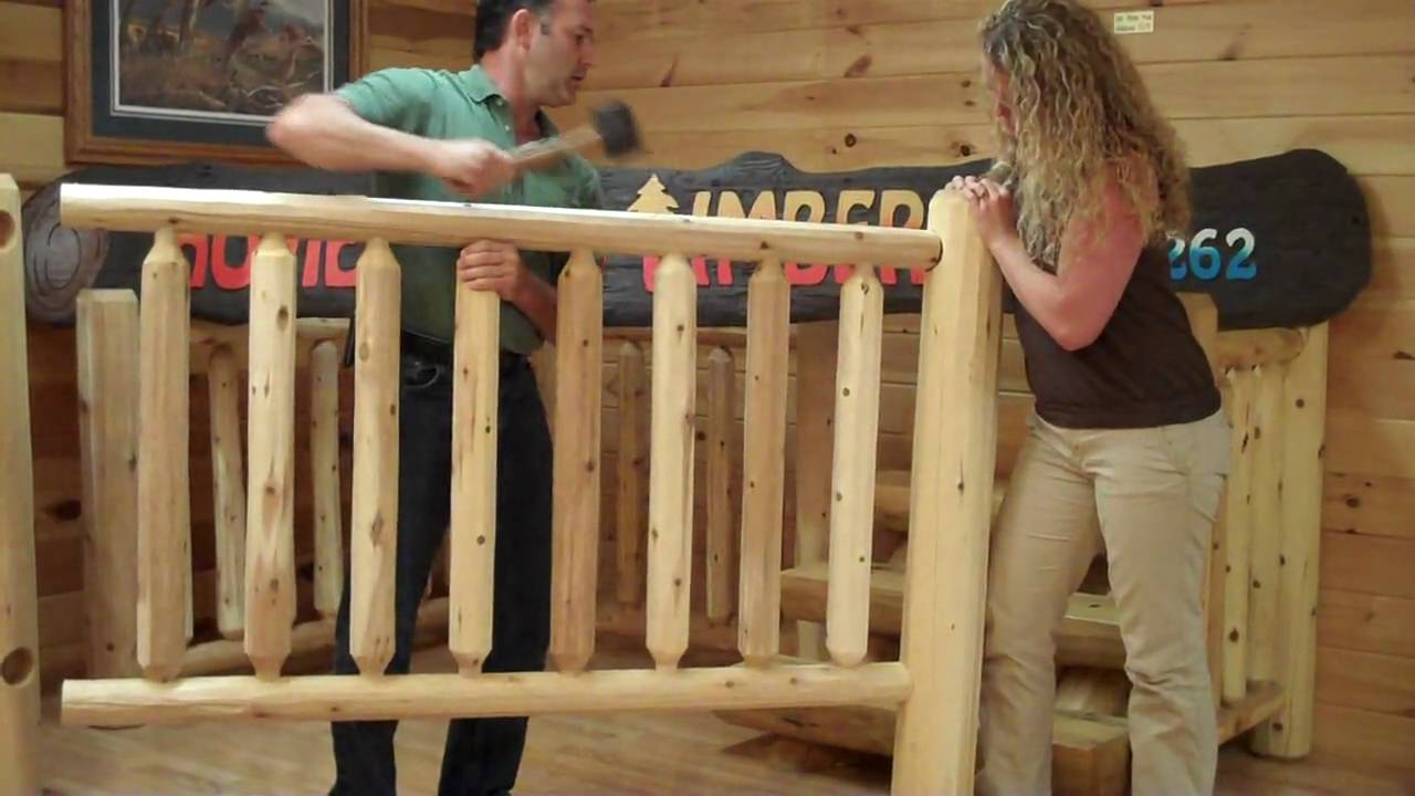 Wood For Building Log Furniture