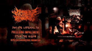 NUMBERED WITH THE TRANSGRESSORS - REPULSIVE SUBCONSCIOUS INHUMATION [OFFICIAL STREAM] (2019) SW EXCL