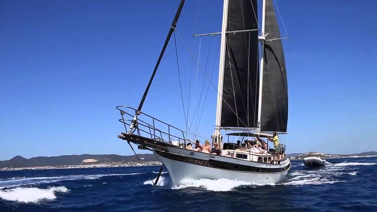 GEISHA 60 Ft Sailing Yacht YouTube