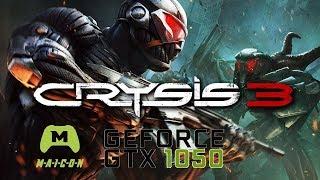 Crysis 3 ACER NITRO 5 i5 GTX 1050 (4GB)