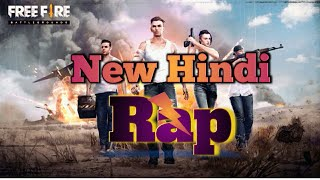 Free fire new rap video in hindi// Free fire new official song // rap hindi// Gaming with GRex
