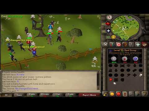 Runescape 2007 - Sparc Mac's Tentacle & Updates!
