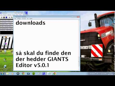 Farming Simulator ( 2011 - 2013 ) Guide - ( Download Giants Editor V 5.0.1 )