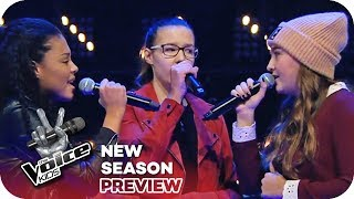 Download lagu Labrinth - Jealous (Leni, Marissa, Jill) | PREVIEW |  The Voice Kids 2018 | SAT.1 gratis