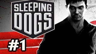 Sleeping Dogs Walkthrough w/Nova Ep.1: 5 MINUTES IN FAIL