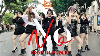 [KPOP IN PUBLIC CHALLENGE] CLC (씨엘씨) - 'No' (노) Dance Cover By C.A.C from Vietnam