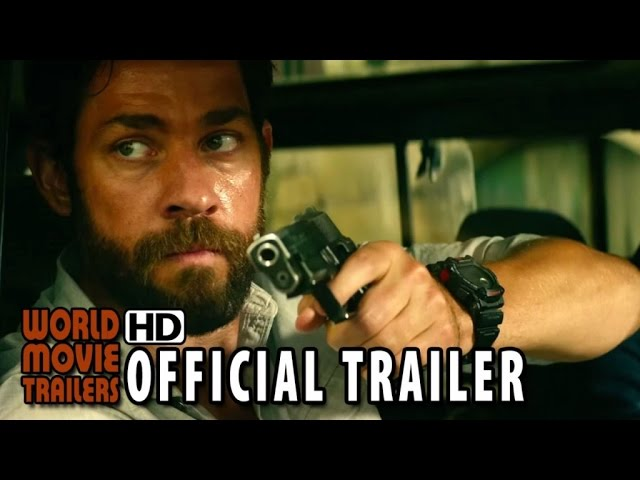 13 Hours: The Secret Soldiers of Benghazi - Michael Bay - Official Trailer (2016) HD