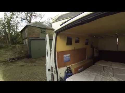 How To Build A Cheap Campervan