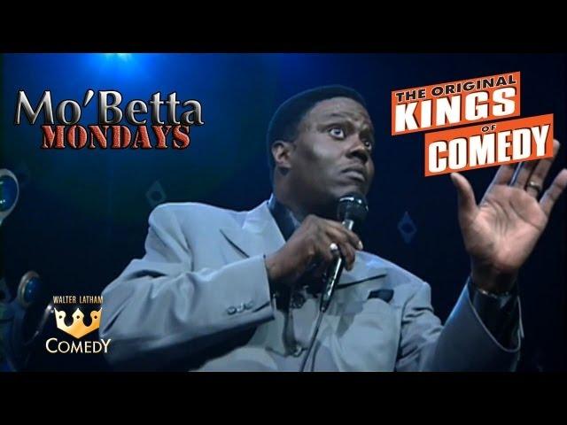 """Bernie Mac """"The Word Mutha F&cka"""" Kings of Comedy"""