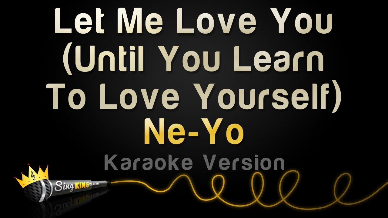 Love is where you find it karaoke