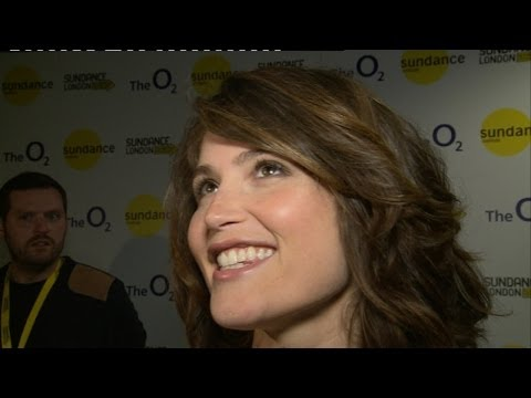 Gemma Arterton interview: Swearing, the giggles and interrupting interviews