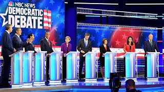 Third Democratic Presidential Debate In Houston Hosted By ABC News 2020