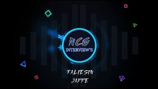 NCG - Interview w/Taliesin Jaffe (Voice's Anime/Video Game)