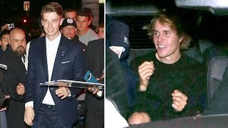Justin Bieber Takes Mind Off Selena By Partying With Patrick Schwarzenegger