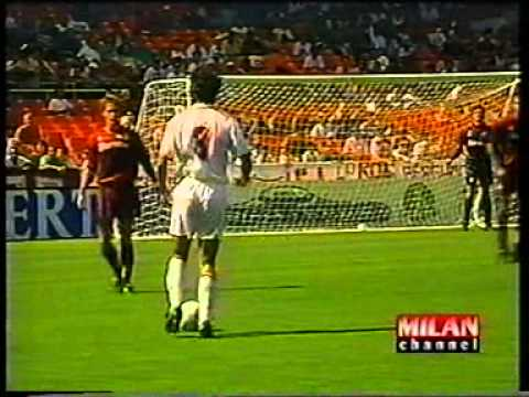 Milan-Torino  (Washinghton 1993)  Finale Supercoppa Italiana (sintesi)