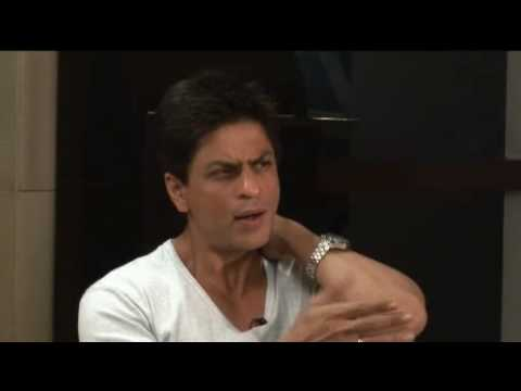 Riz Khan - Shahrukh Khan - November 26, 20008 part 1