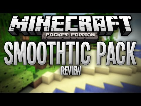 Smoothtic Texture Pack Review - Minecraft Pocket Edition