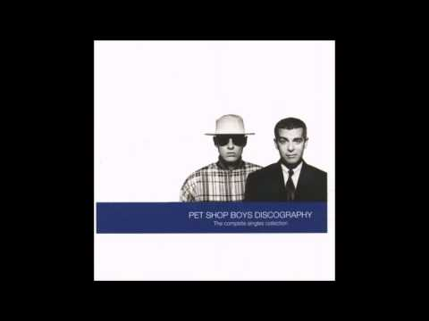 Pet Shop Boys   Left To My Own Devices