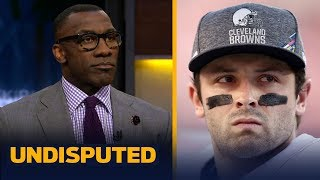 'I owe Baker an apology' for reaction to handshake incident — Shannon Sharpe | NFL | UNDISPUTED