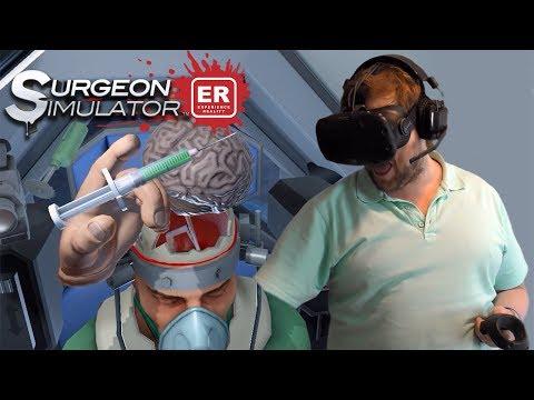 КОСМИЧЕСКАЯ СКОРОСТЬ ОПЕРАЦИЙ ► Surgeon Simulator: Experience Reality #8