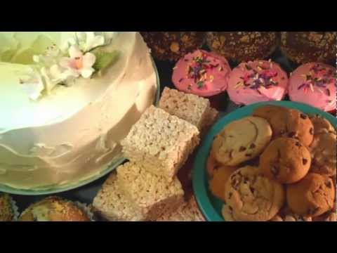How to Make MARIJUANA EDIBLES~The Basics of Making Delicious Desserts with Cannabutter & Canna Oil