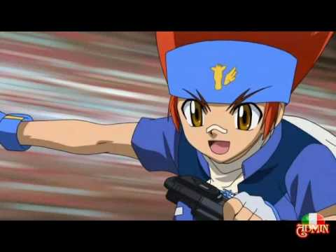 Amv - Beyblade Metal Fight Sigla Apertura Remix [giorgio Vanni] video