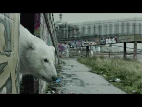 Thumbnail of video A Homeless Polar Bear in London - Ft. Jude Law and Radiohead