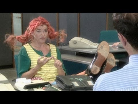 Pippi Langstrumpf braucht Kohle - Ladykracher